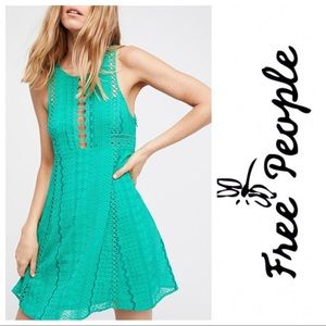 Free People Wherever You go dress
